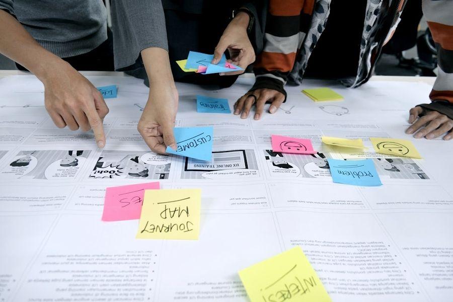 نقشه سفر مشتری میتونه خیلی کلی باشه و یا  تمام تعاملات مشتری با محصول رو پوشش بده.